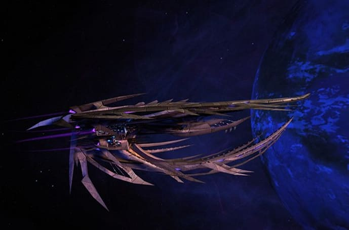 Captain's Log: An interview with Star Trek Online's artists