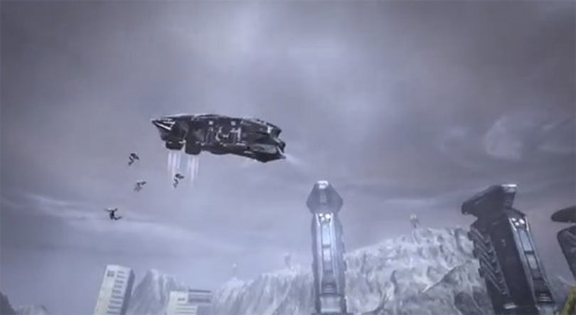 CCP considering mech vehicles for DUST 514