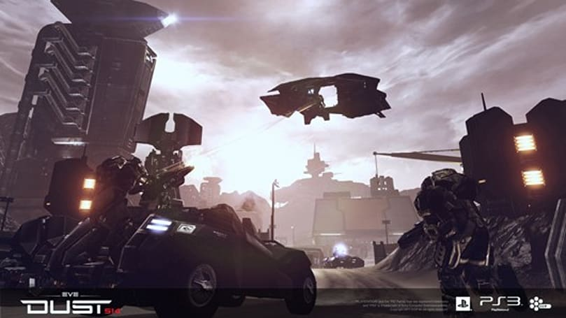 Get DUST 514 beta access with CCP's new Mercenary Pack