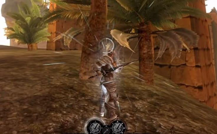 Darkfall posts a new preview of the Battle-Brand role