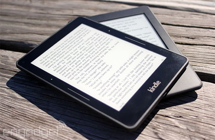 Amazon adds instant definitions, family sharing to newer Kindles