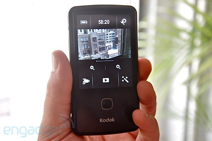 Kodak PlayTouch preview