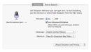 How to set up continuous OS X Mavericks dictation