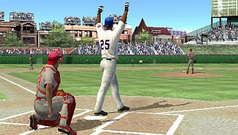 MLB 08 for PSP doesn't skimp on features