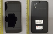 LG's Nexus 5 visits the FCC again, this time with clearer external shots