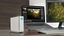 LaCie 為新 MacBook Pro 推出專屬的 Thunderbolt 硬碟