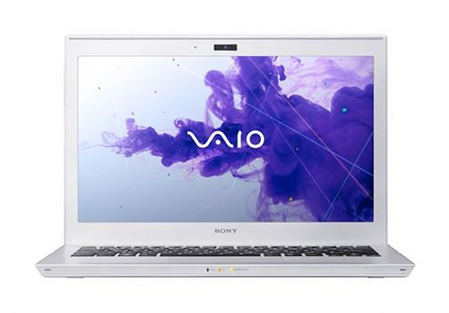 Sony announces its first Ultrabooks, the VAIO T13 and T11, for the European market
