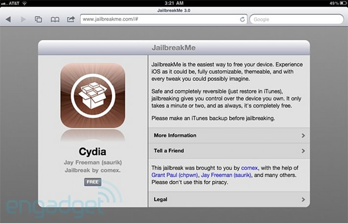Apple iOS 4.3.4 software update may fix iPhone hole, block PDF jailbreak