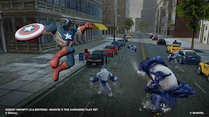 Pre-order Disney Infinity Marvel Super Heroes, get a free hero at select retailers