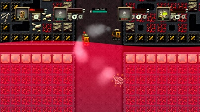 Super Motherload drops on Steam Early Access, PSN versions on sale