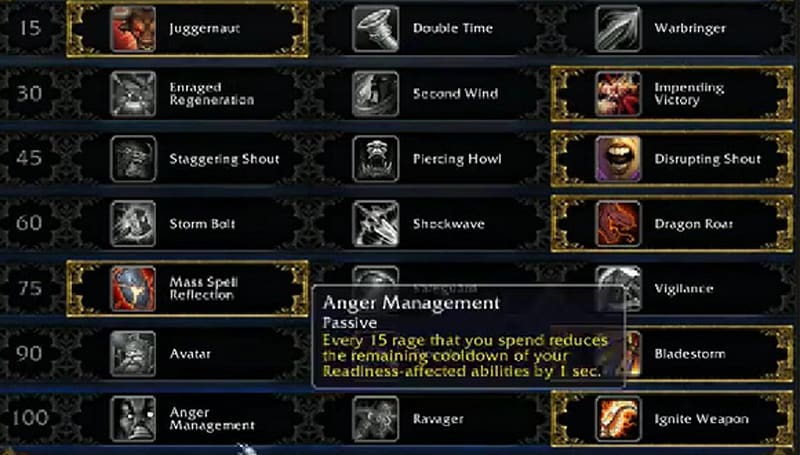 Wowhead's talent calculator updated with new Warlords of Draenor talents