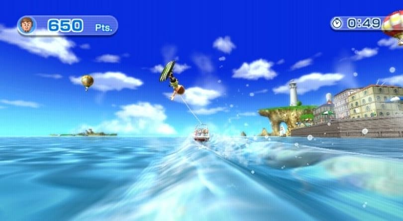 UK chart get: Wii Sports Resort soars