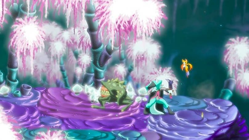 PSA: Dust: An Elysian Tail explores Steam today