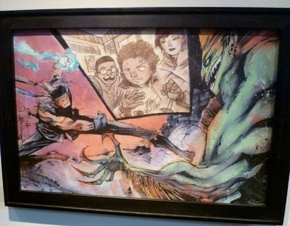 Capcom and iam8bit remember 25 Years of Street Fighter with art gallery