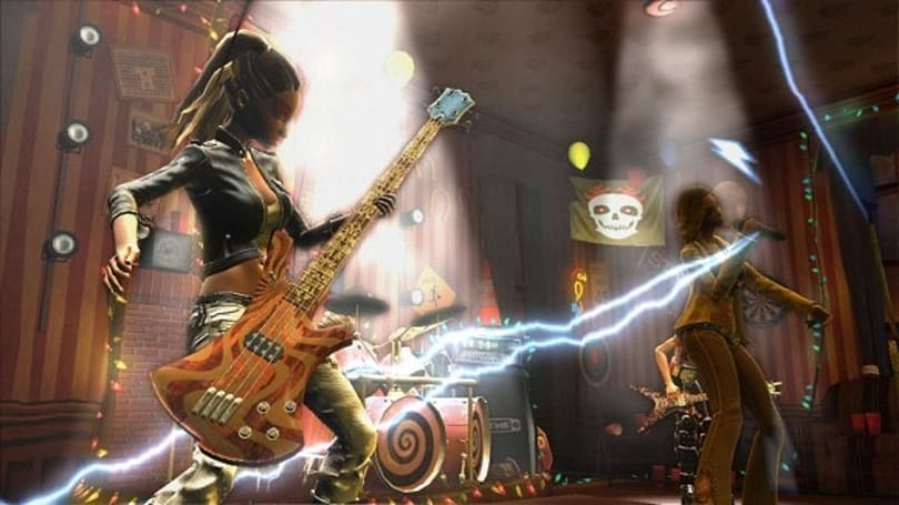 Guitar Hero World Tour sale: rock out in a financially responsible manner
