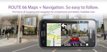 Route 66 Maps + Navigation now available for Android users, augmented realists