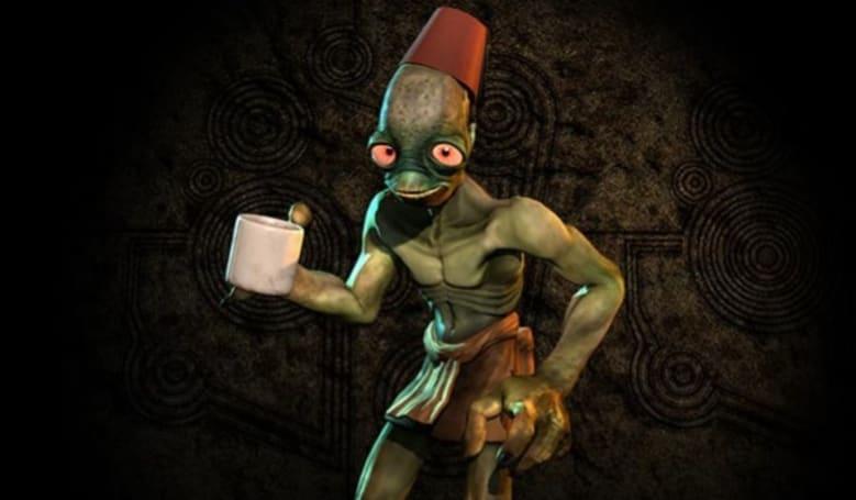 Oddworld pre-order bonuses prove fezzes are cool
