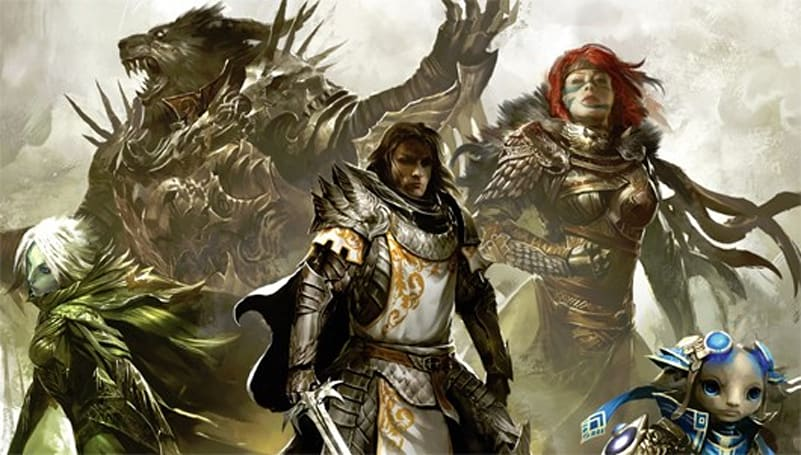 ArenaNet confirms Guardian profession for Guild Wars 2