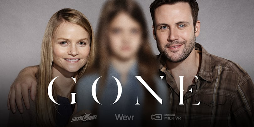 'Gone' is a VR thriller from 'Walking Dead' team and Samsung