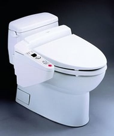 Toto's Z-series toilets recalled due to fire hazard