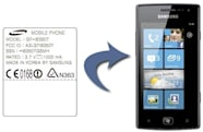 Samsung Omnia W slides through FCC with North American 3G support