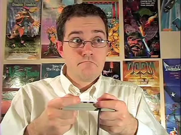 Wii Fanboy interviews The Angry Video Game Nerd