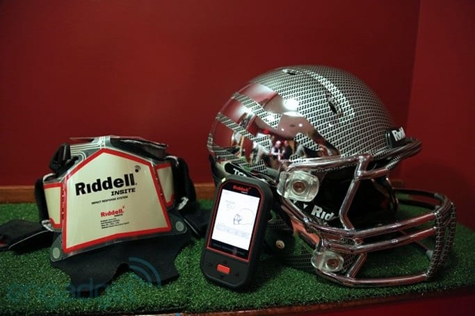 Football concussions could be reduced, if Riddell's InSite system goes into play