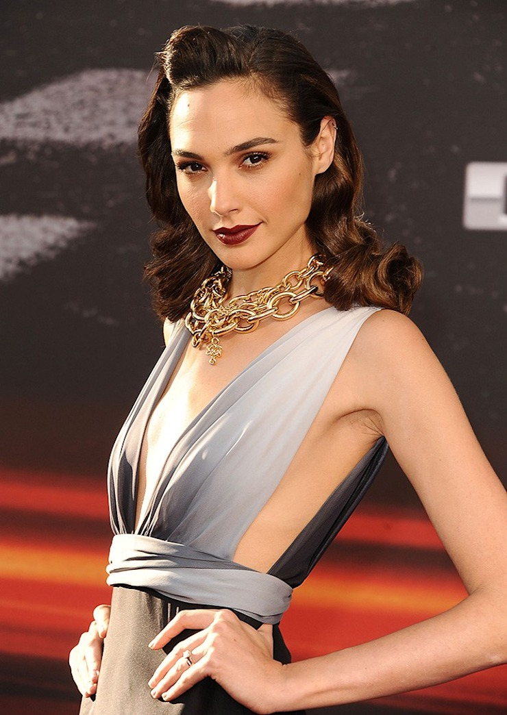 """Fast & Furious"" star Gal Gadot is the new Wonder Woman"
