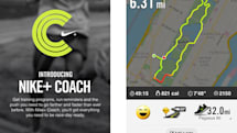 Nike+ Running for iPhone now keeps you motivated with a coaching mode