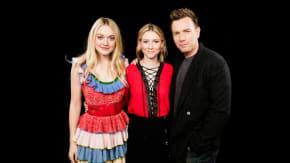 "Ewan McGregor, Dakota Fanning And Valorie Curry Discuss Their Film, ""American Pastoral"""