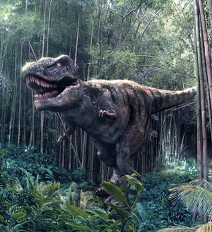Dinosaur theme park coming to Dubai