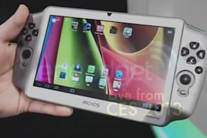 Archos Gamepad Hands-on @ CES 2013