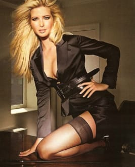 Ivanka  Trump photo