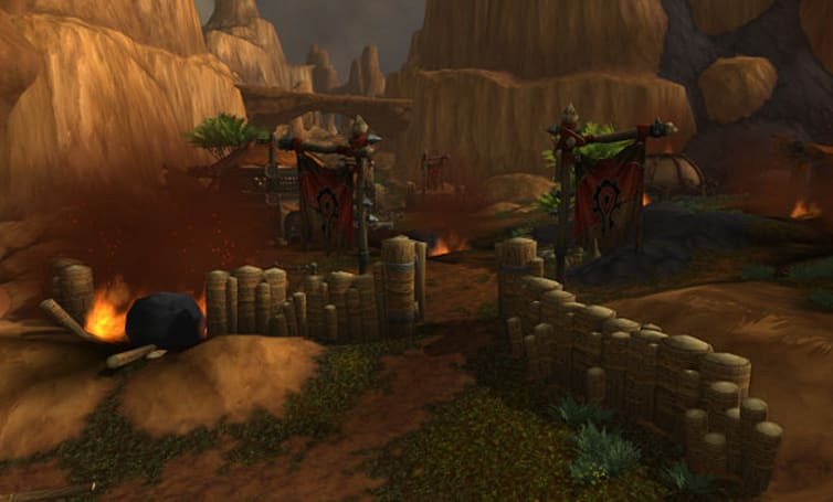 Warlords of Draenor's Trial of the Gladiator