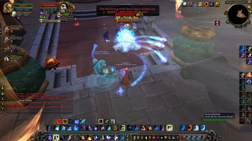 Arcane Brilliance: A look at frost PvE in Mists of Pandaria