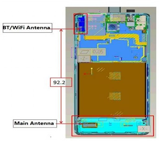 Huawei Ascend P1 slips through FCC with pentaband goodness for all