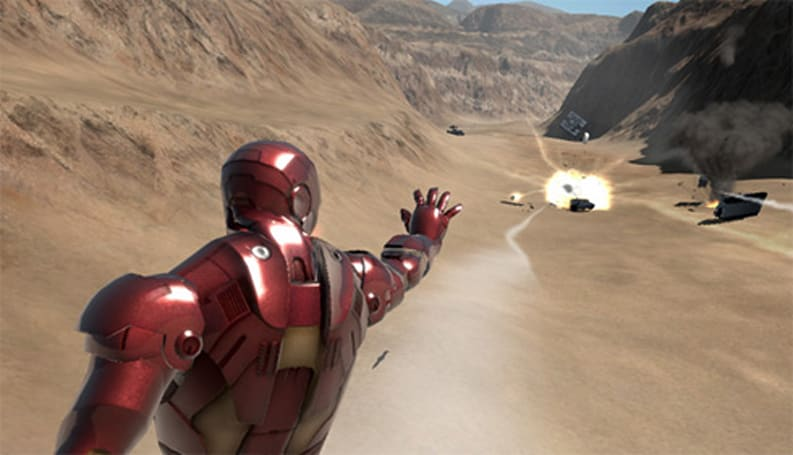 Robert Downey Jr., Terrence Howard give voices to 'Iron Man' video game