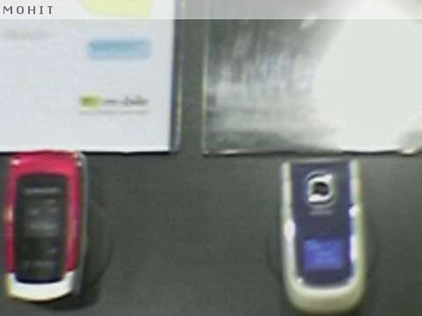 T-Mobile's Nokia 2760 already chilling at Best Buy