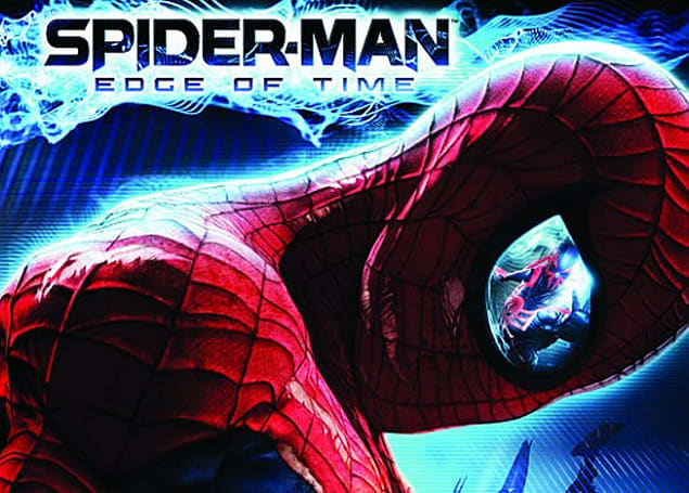 Spider-Man: Edge of Time tells the tale of two Spideys this fall