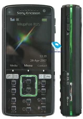 Sony Ericsson K850 gets reviewed
