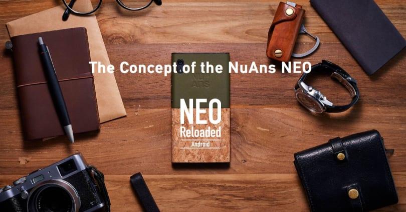 NuAns 终于推出了 Android 版本的 Neo 手机