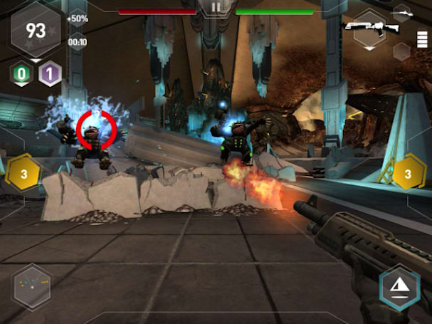 Midnight Star is a mobile FPS that works (no, really)