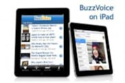 BuzzVoice comes to the iPad