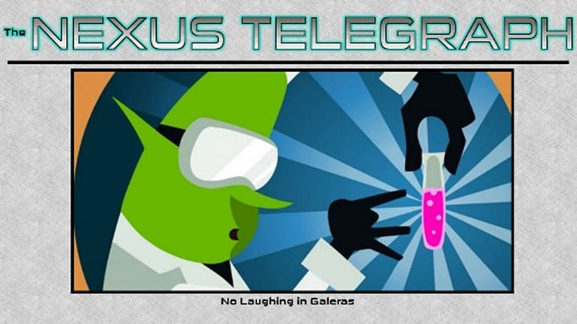 The Nexus Telegraph: WildStar is serious business
