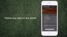 Live soccer scores are now just an iPhone swipe away