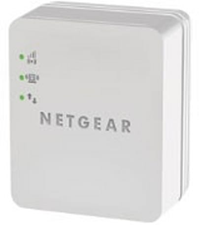 Netgear WiFi Booster for Mobile keeps handhelds connected for $39.99, back porch streamers rejoice