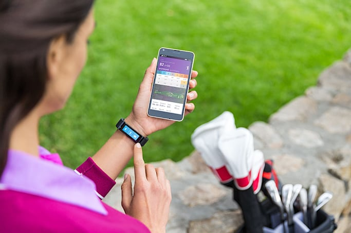 Microsoft Band will track your golf game from start to finish