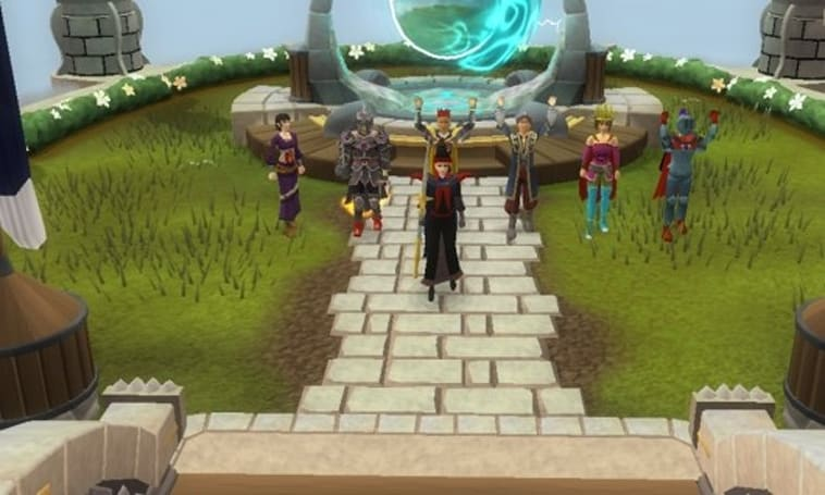 RuneScape launches Clan Citadels