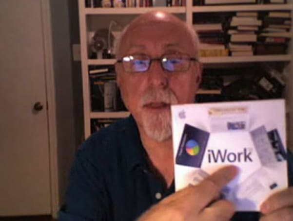 Walt Mossberg tackles Apple's iWork '08
