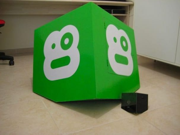 World struggles to find a reason for the existence of the Juke Boxee Box